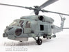 Sikorsky SH-60 Sea Hawk NAVY 1/60 Scale Model by New Ray