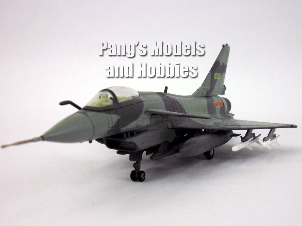 Chengdu J-10 Vigorous Dragon 1/72 Scale Diecast Metal Model by Air Force 1
