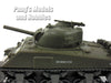M4 Sherman Tank 1/32 Scale Plastic Model (Kit, assembly required) by NewRay