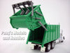 Kenworth W900 Garbage Truck Diecast Metal 1/32 Scale Model by NewRay