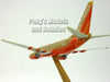 "Boeing 737-700 Southwest ""Ryan Nolan Express"" 1/200 Scale Model by Flight Miniatures"