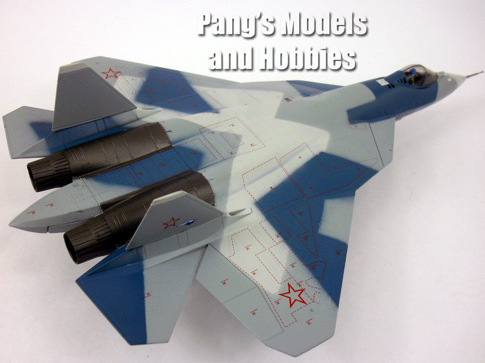 Sukhoi PAK FA T-50 (Russian Stealth Fighter) 1/72 Scale Diecast