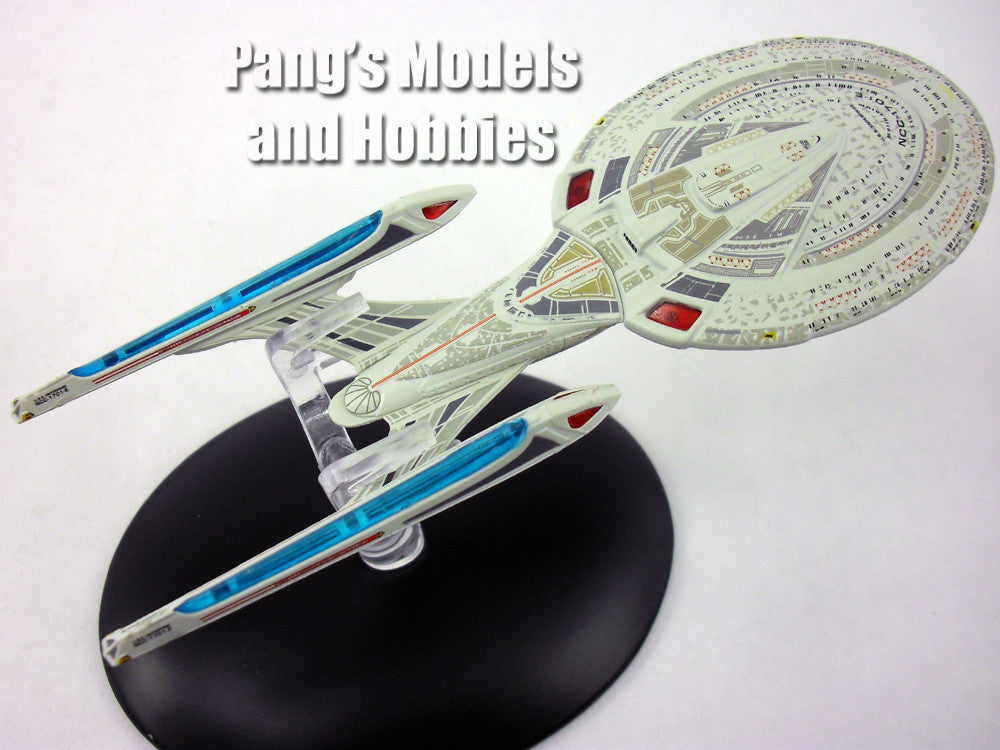 Star Trek USS Enterprise-E Model and Magazine #21 by Eaglemoss
