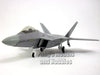 Lockheed Martin F-22 Raptor USAF - 1st FW Langley AFB -1/72 Scale Diecast Model by Air Force 1