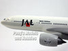 Boeing 777-200 Japan Airlines (JAL) 1/200 by Flight Miniatures