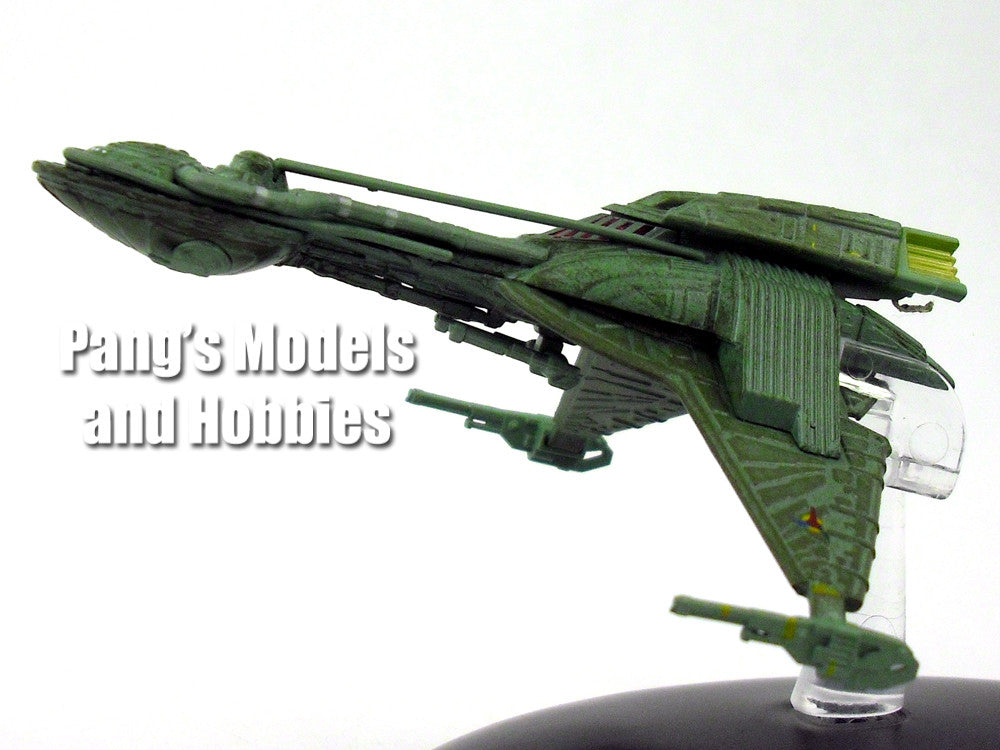 Star Trek Klingon Bird of Prey Model and Magazine #35 by Eaglemoss
