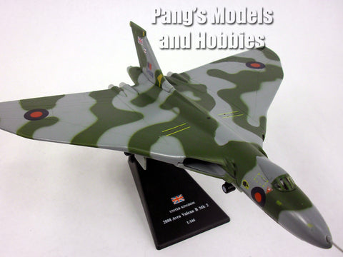 Avro Vulcan British Bomber 1/144 Scale Diecast Metal Model by Amercom