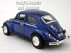 Volkswagen (VW) Classic Beetle 1/32 Scale Diecast Metal Model by Kinsmart