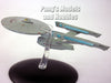 Star Trek USS Enterprise NCC-1701 Model and Magazine #2 by Eaglemoss