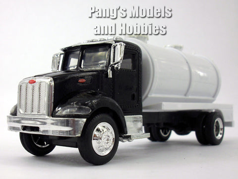 Peterbilt 335 Tanker Truck 1/43 Scale Diecast Metal Model by NewRay