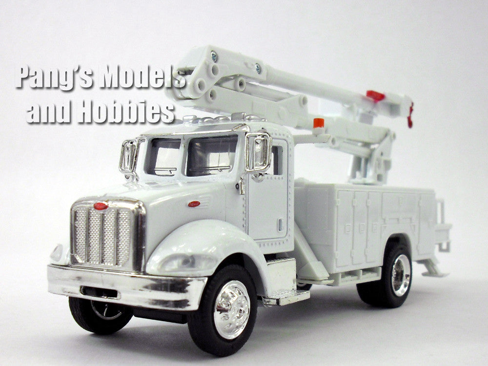 Peterbilt 335 Line Maintenance Truck 1/43 Scale Diecast Metal Model by NewRay