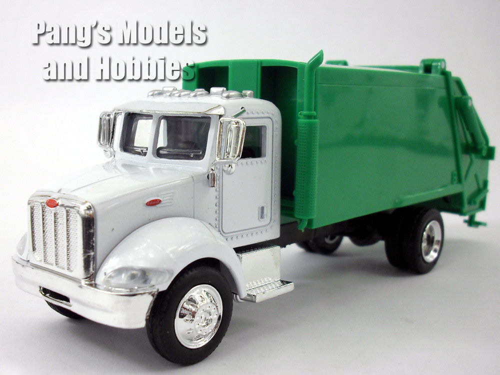 Peterbilt 335 Garbage Truck 1 43 Scale Diecast Metal Model