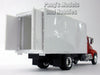 Peterbilt 335 Box Truck 1/43 Scale Diecast Metal Model by NewRay
