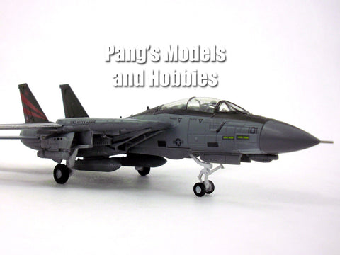 Grumman F-14 Tomcat (USS Kitty Hawk) 1/100 Scale Diecast Metal Model by Amercom