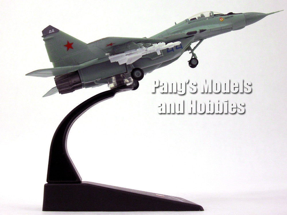 Mikoyan Mig 29 Fulcrum Ussr Af 1 100 Scale Diecast Metal Model By Amer Pang S Models And Hobbies