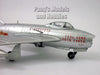 Shengyan J-5 ( Chinese Mig-17 Fresco) 1/48 Scale Diecast Metal Model by Air Force 1