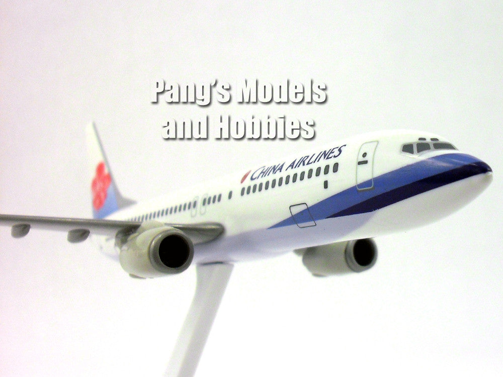 Boeing 737-800 China Airlines (Taiwan) 1/200 by Flight Miniatures