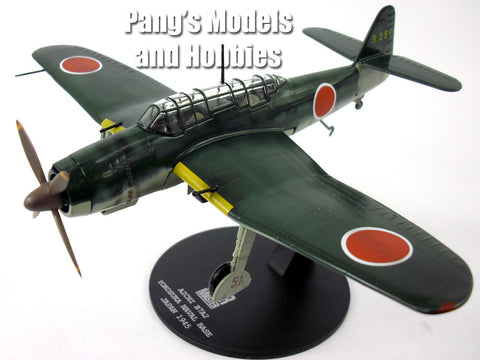 Aichi B7A2 Ryusei Torpedo Dive Bomber 1/72 Scale Diecast Metal Model by War Master