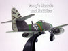 Messerschmitt Me-262 Swallow German Air Force 1/72 Scale Diecast Model