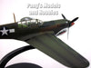 "Curtis P-40 Warhawk ""Flying Tigers"" 1/72 Scale Diecast Metal Model by War Master"
