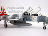 Northrop F-5F Tiger II Sundowners 1/72 Scale Diecast Metal Model by Hobby Master