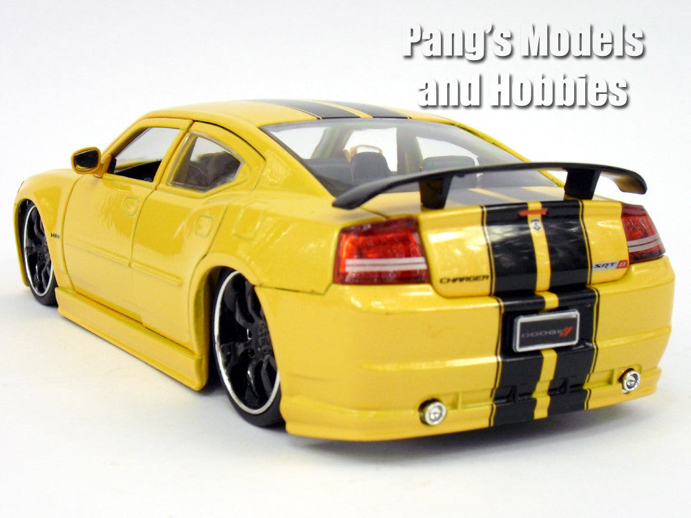 Dodge Charger 2006 Diecast 1/24 Model by Jada – Pang's