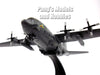 Lockheed AC-130 (C-130 Gunship) Spectre 1/200 Scale Diecast Metal Model by Amercom