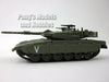 Merkava Main Battle Tank Israel 1/72 Scale Die-cast Model by Eaglemoss