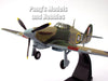 Hawker Hurricane Mk.IIB 1/72 Scale Diecast Metal Model by Amercom