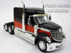 International Lone Star (LoneStar) Semi Truck Die Cast Metal 1/32 Scale Model by NewRay