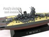 Battleship IJN Yamato 1/1100 Scale Diecast Metal Model Ship by Eaglemoss