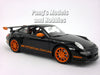 Porsche 911 GT3 RS  (With Accents) 1/24 Diecast Metal Model by Welly