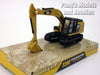 CAT 320E Excavator 1/90 Scale Diecast Metal Model by Toy State
