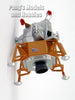 Lunar Rover Space Station Space Adventure Kit by NewRay - Assembly Required
