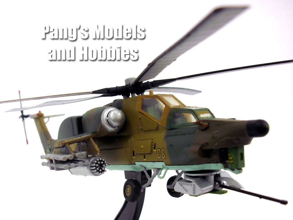 Mil Mi-28 Havoc 1/72 Scale Diecast Helicopter Model by ...