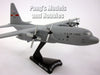 Lockheed C-130 Hercules 1/200 Scale Diecast Metal Model by Model Power