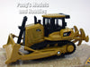 CAT D7E Bulldozer 1/83 Scale Diecast Metal Model by Toy State