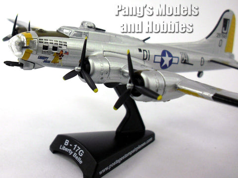 "Boeing B-17 Flying Fortress ""Liberty Belle"" 1/155 Scale Diecast Metal Model by Daron"