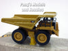 CAT 777 Dump Truck 1/98 Scale Diecast Metal Model by Toy State