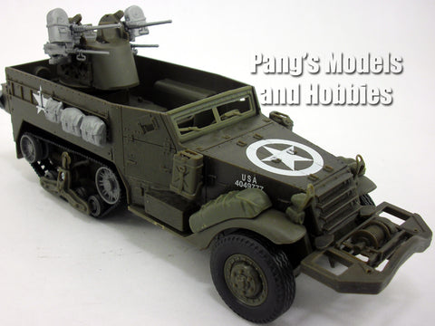 M16 Half-track 1/32 Scale Plastic Model 1/32 Scale Plastic Model (Kit, assembly required) by NewRay