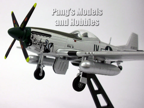"North American P-51D Mustang ""Stinky"" 1/72 Diecast Metal by Sky Guardians"