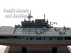 Carrier USS Enterprise (CV-6) 1/1100 Scale Diecast Metal Model Ship by Eaglemoss
