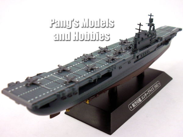 carrier uss enterprise  cv 1100 scale diecast metal