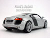 Audi R8 1/24 Scale Diecast Metal Model by Welly