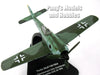 Focke-Wulf Fw-190 1/72 Scale Diecast Metal Model by Oxford