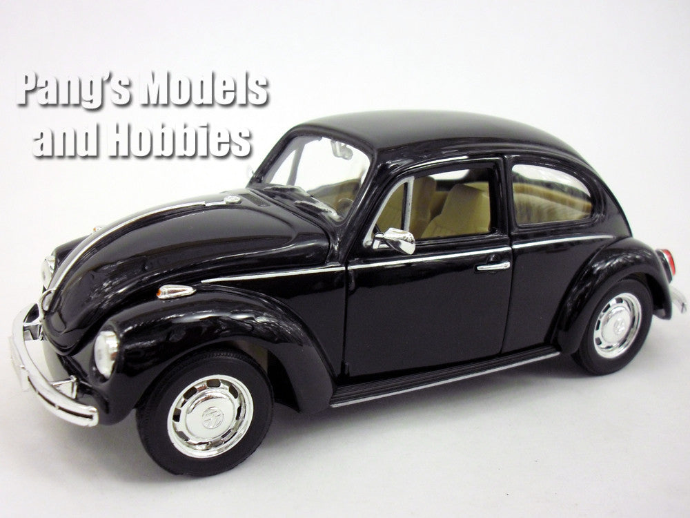 Volkswagen (VW) Beetle 1/24 Diecast Metal Model by Welly