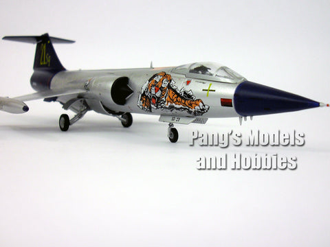Lockheed F-104 Starfighter Italian AF 21SQ TigerMeet '96 1/72 by Sky Guardians