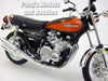 Kawasaki Z750 (Z2) 1/12 Scale Diecast Metal and Plastic Model by Automaxx
