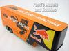 MAN TGX KTM/Red Bull Truck 1/32 Scale Diecast and Plastic Model by Automaxx