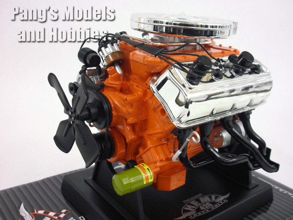 Dodge 426 Hemi Racing Engine 1/6 Scale Diecast and Plastic Model by Liberty Classics